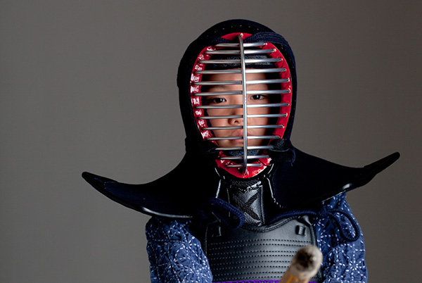少年剣道のイメージ